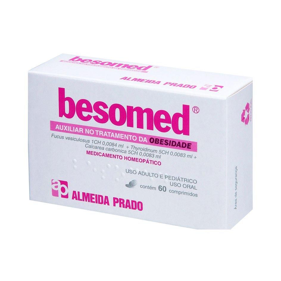 caixa de remédio besomed