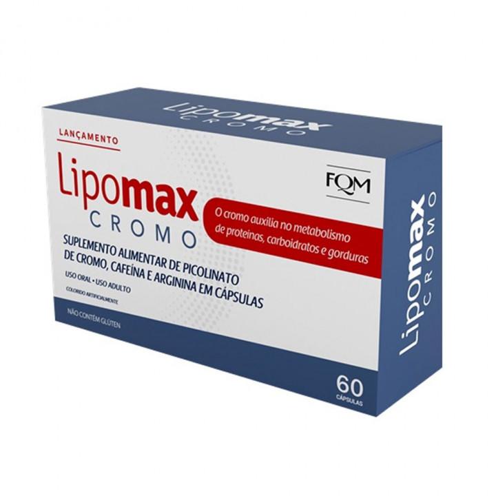 Caixa do remédio Lipomax